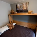 Full Size Murphy Bed in Select Units
