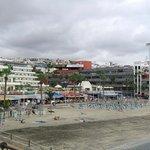 Ближайший к отелю пляж - Playa la Pinta