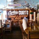 Inside Capt. Curt's