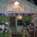 Hunter's Cafe Only place open 7 days a week in the area!