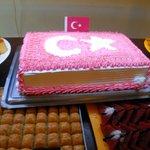 Турецкие сладости на ужин