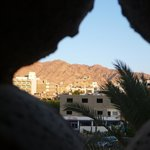 View from Al Qidra
