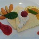 Dessertvariation im Waldstätterhof