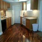 Room 303 kitchen