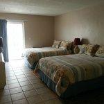 Room 303 2 queen bedroom and balcony
