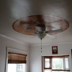 ceiling fan family room
