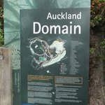 More than a garden, the Auckland museum is here as well.