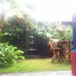 Our garden.... Relax!!