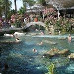 бассейн Клеопатры