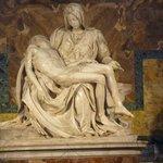 Michangelo Sculpture