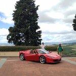 Test-drive Ferrari