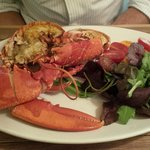 luxuriously lovely (super-fresh) lobster