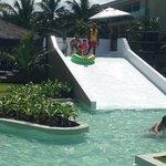 Area da piscina kids
