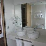 Baño espacioso