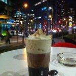 No coffe shop do hotel