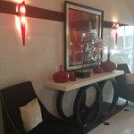 Club Suites Lobby