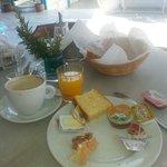 La colazione ( quasi finita)