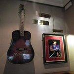Jon bon jovi's guitar
