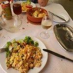 Delicious Cod fish Braz style, and Fish pie