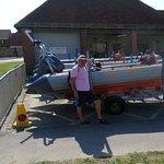 Bracklesham bay rescue craft