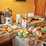 """Nuestro """"petit desayuno"""""""
