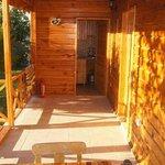 bungalov balkon
