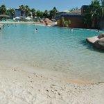 piscine sable
