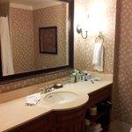 bathroom with plenty of space