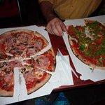 Les pizzas et leurs cartons