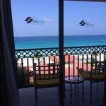 panoramic view room! Ocean and pool views!