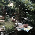 giardino della Pousada