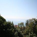Vista para o Bodensee