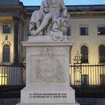 Statua di Humboldt