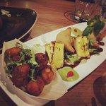 Vegetarian Platter starter