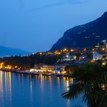 Limone from Hotel Splendid at night