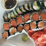Maryland Sushi and Spicy Tuna.Spectacular!
