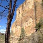 Balconies Cliffs Trail