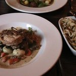 GoodWolfe Cornish Hen & Spaetzle