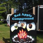 Photo de Red Apple Campground