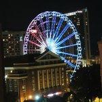 Ferris Wheel at Olympic Park
