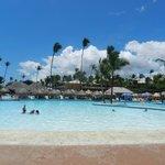 Piscina do Iberostar Dominicana e Punta Cana