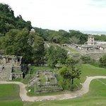 Ruínas em Palenque