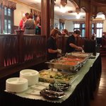 Fantastic Catering Services at the Eagle in Fall River