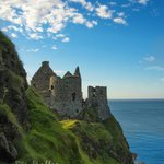 Dunluce Castle July 2014 Ric Shaffer Photography