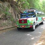 Bus to Masaya Craft Market