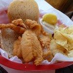 The best fish sandwich!