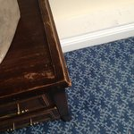 Furniture worn and grubby. Hotel does not resemble pictures shown on its website in any way.