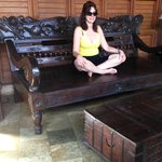 Hotel lobby - nice furniture