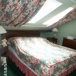 наш номер Дуплекс: спальня на 2 этаже