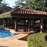 The Pool Cabana